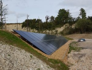 Read more about the article 20kW Ground Mounted PV System
