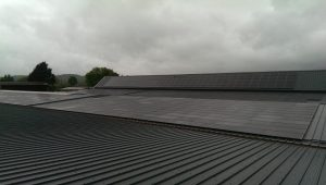 250kW Roof Mounted PV