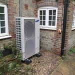 16kW Heat Pump Install