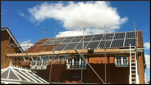 Read more about the article 4kW Domestic install